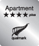 Qualmark - Apartment 4 Star Plus