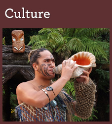 Culture - The cultural heartland of our country be moved by Maori perfomances