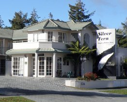 Silver Fern Rotorua Accommodation &amp; Spa