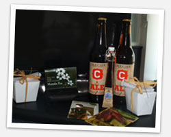 Package of delicious Rotorua products and recipes
