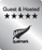 Qualmark - 5 Star Guest and Hosted Rating