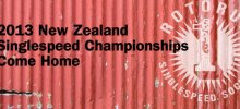 NZ Singlespeed Champs 2013