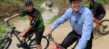 Rotorua opens NZCycleTrail